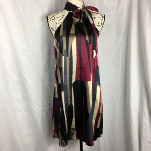 Dresses & Skirts - Wish Collection Silky/Satiny Dress Size Small